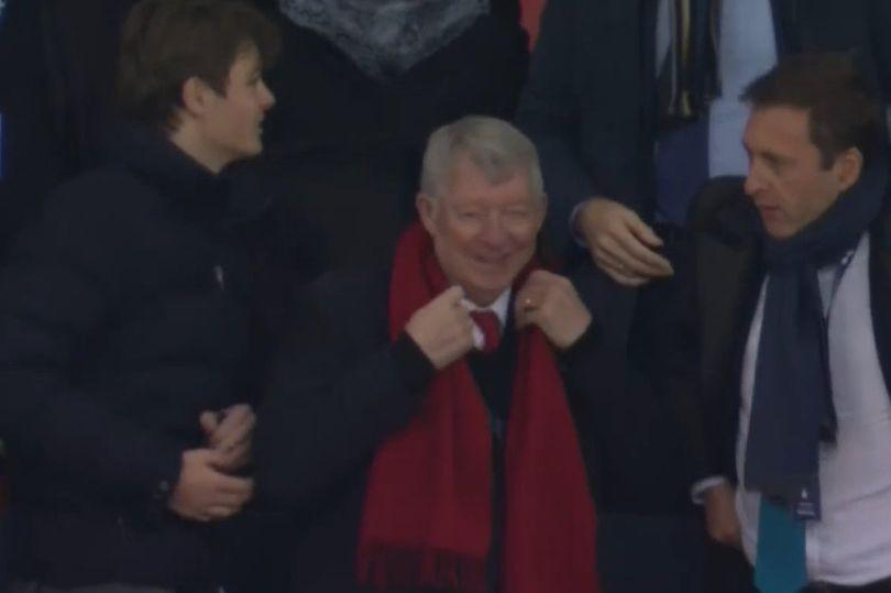 Phản ứng Sir Alex thắng Tottenham - Bóng Đá