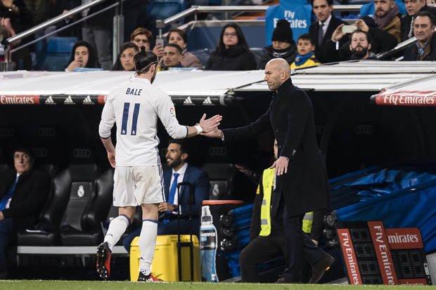 Bale: Zidane vẫn chưa nói chuyện với tôi - Bóng Đá