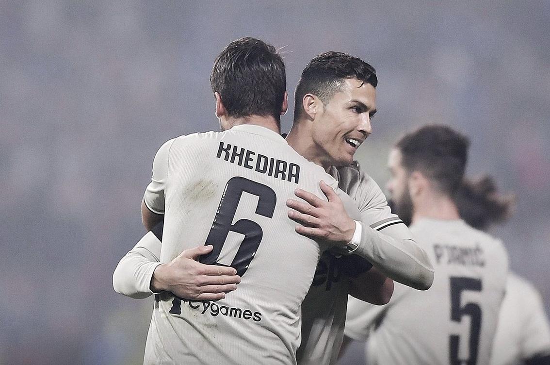 Ronaldo khai hỏa, Juventus nới rộng khoảng cách với Napoli lên 11 điểm - Bóng Đá