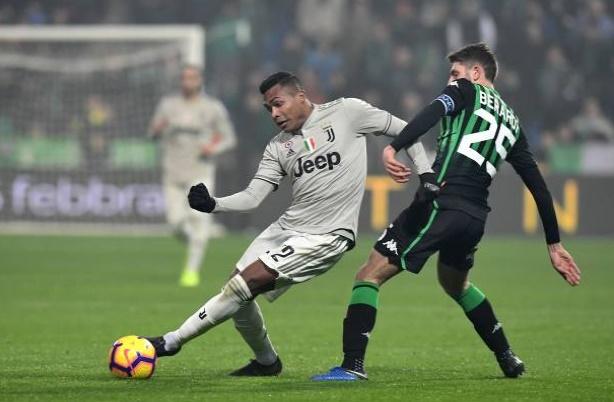 Chấm điểm Juventus trận Sassuolo: - Bóng Đá