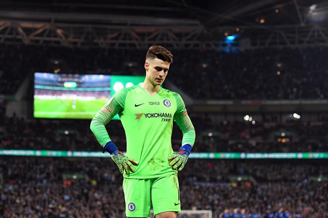 Pedro tiết lộ phản ứng nội bộ Chelsea vụ Kepa - Bóng Đá