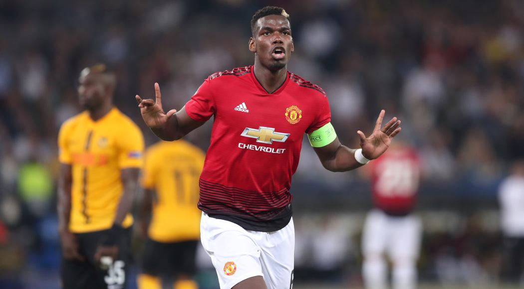 MU chọn Pogba làm đội trưởng thay Valencia - Bóng Đá