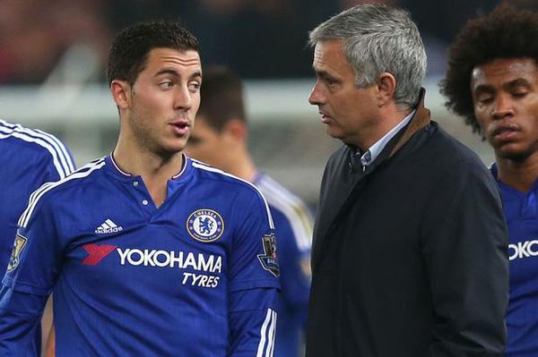 Mourinho phủ nhận mâu thuẫn Hazard - Bóng Đá