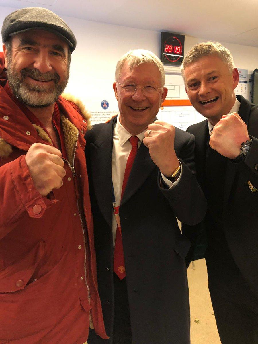 Smalling tiết lộ lời Sir Alex và Cantona nói sau trận PSG - Bóng Đá