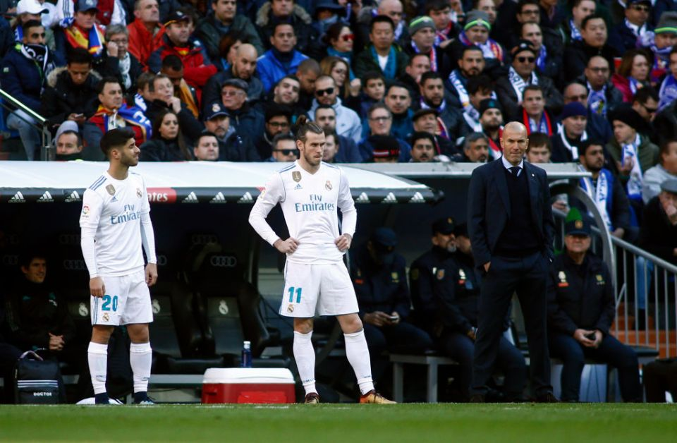 Zidane lảng tránh trả lời khi được hỏi về Bale - Bóng Đá