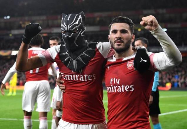 Kolasinac được fan Arsenal gọi là quái thú 25 tuổi - Bóng Đá