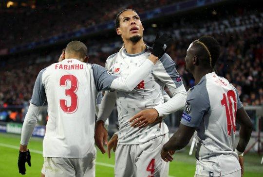 Mourinho ngạc nhiên khi Liverpool thắng Bayern - Bóng Đá