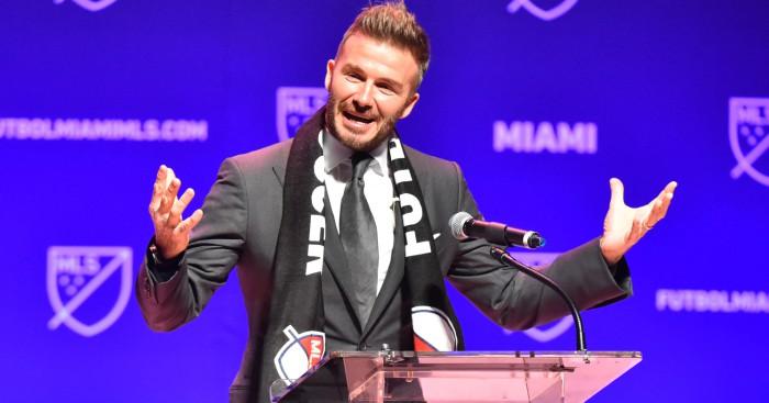 Beckham muốn mua Ro-Si - Bóng Đá