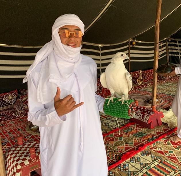 Lingard đến Dubai - Bóng Đá