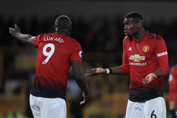 Pogba gây lộn với Lukaku - Bóng Đá