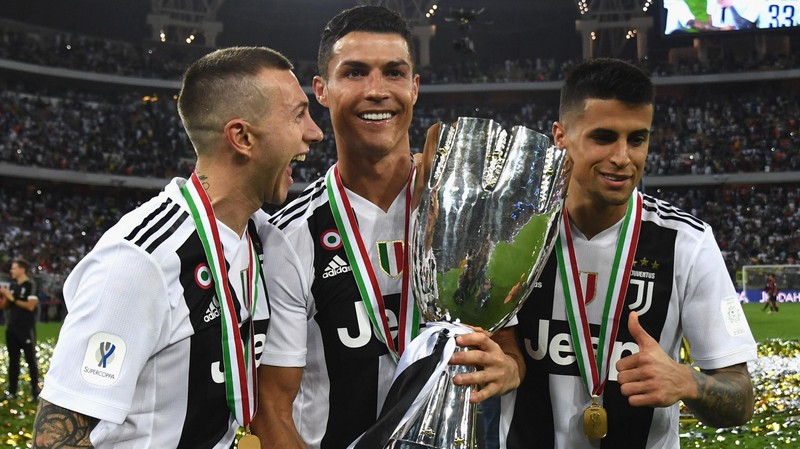 20h00 ngày 13/04, SPAL 2013 - Juventus: Số 8 hoàn mỹ cho lần đầu của CR7 - Bóng Đá