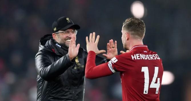 Henderson tiết lộ chỉ đạo giữa hiệp của Klopp - Bóng Đá