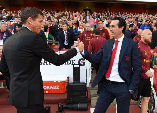 Emery đến Arsenal nhờ Javi Garcia - Bóng Đá