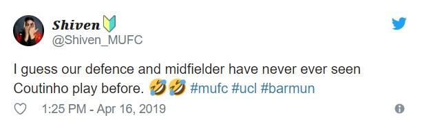 Fan MU tức giận vì cảnh báo về Coutinho bị bỏ qua - Bóng Đá