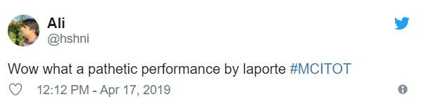 CĐV Man City chỉ trích Laporte - Bóng Đá