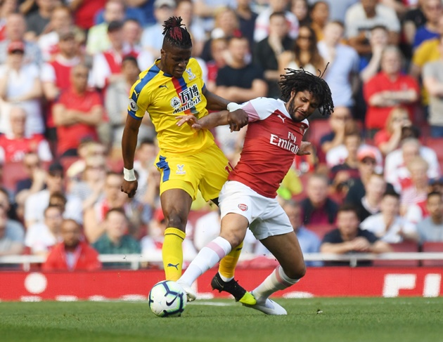 Fan Arsenal chỉ trích Emery dùng Guendouzi - Elneny - Bóng Đá