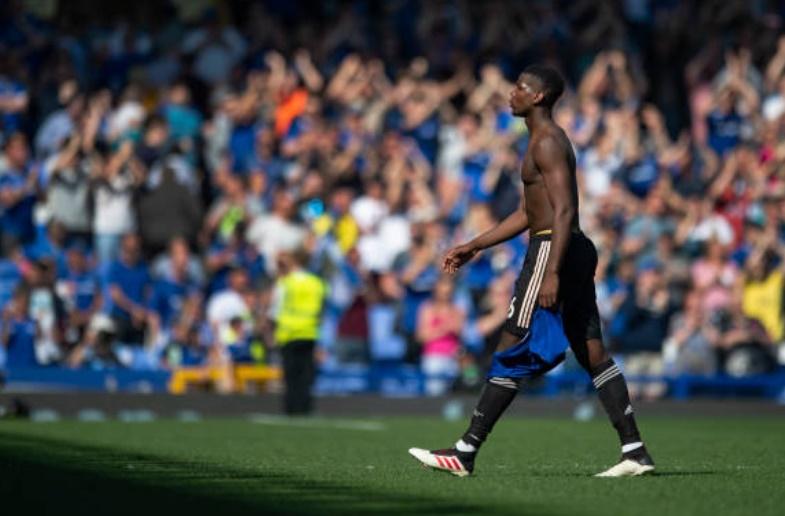 Pogba rời sân sớm nhất, Dalot McTominay ra xin lỗi khán giả - Bóng Đá