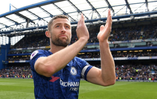 Cầu thủ Chelsea công kênh Cahill ngày chia tay - Bóng Đá