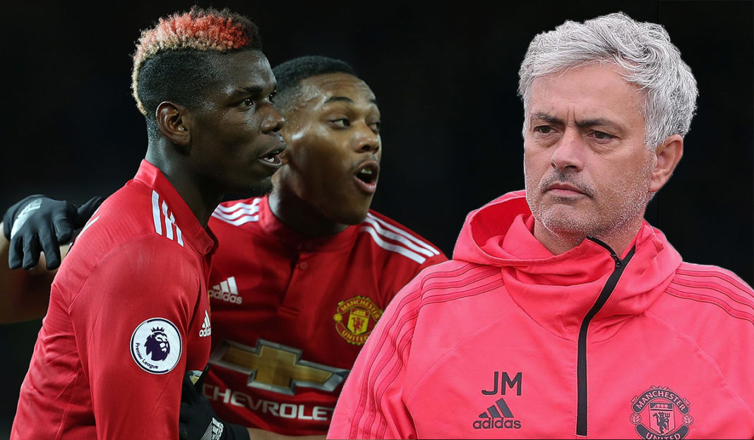Mourinho nói về Martial + Pogba - Bóng Đá