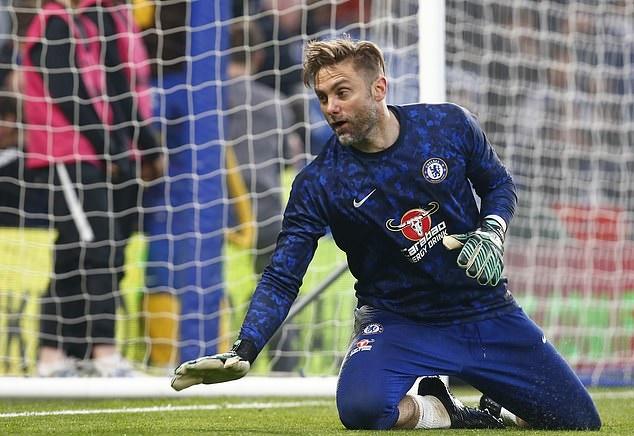 Robert Green bắt trận đầu tiên cho Chelsea - Bóng Đá