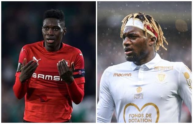 Mourinho thích Sarr và Allan Saint-Maximin   - Bóng Đá