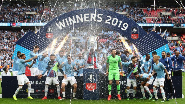 City vô địch FA, M.U dự Europa League từ vòng bảng - Bóng Đá