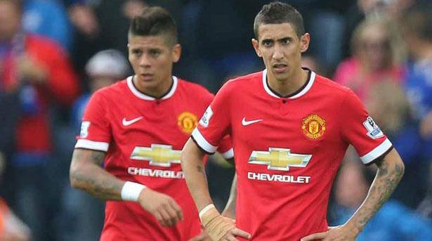 Rojo và Di Maria bị M.U phạt vì bỏ học tiếng Anh - Bóng Đá