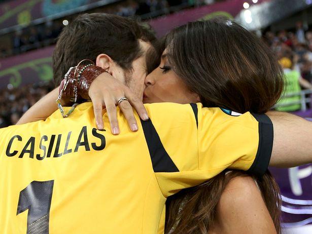 Vợ Casillas mắc bệnh - Bóng Đá