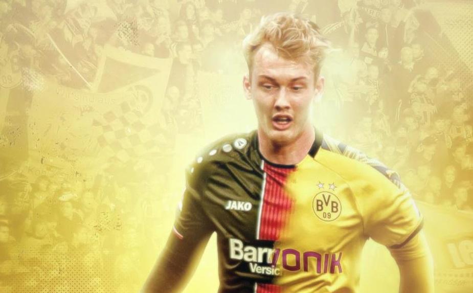 Leverkusen xác nhận bán Brandt cho Dortmund - Bóng Đá