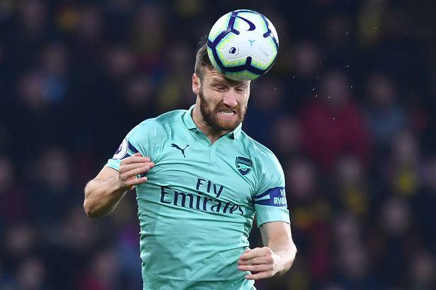 Mustafi muốn ở lại Arsenal - Bóng Đá