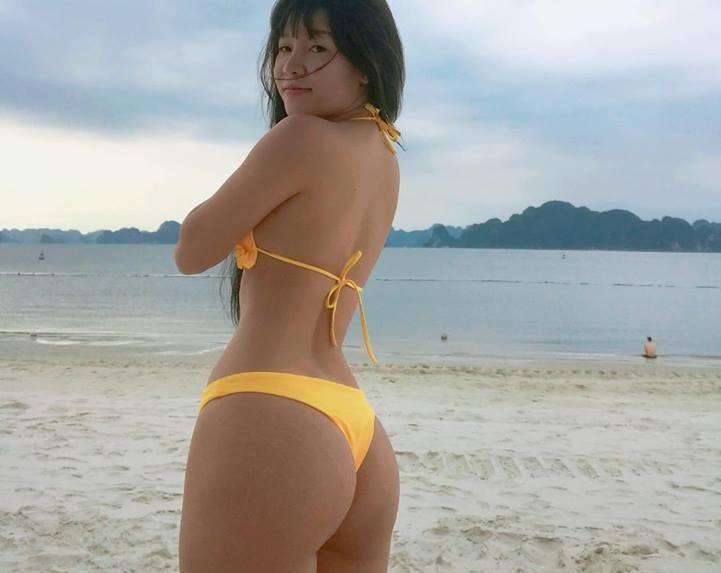 Báo Thái Lan đăng loạt ảnh nóng bỏng của bạn gái Văn Lâm - Bóng Đá