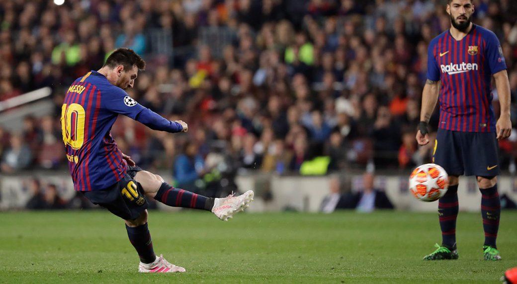 Messi bàn đẹp nhất C1 - Bóng Đá