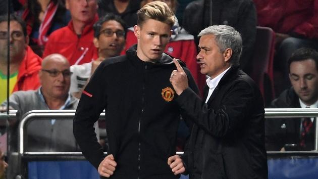 McTominay nói về Mourinho - Bóng Đá