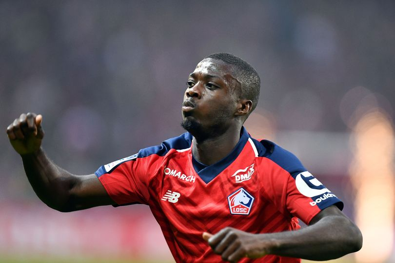 Liverpool boss Jurgen Klopp urged not to sign Nicolas Pepe following transfer reports - Bóng Đá