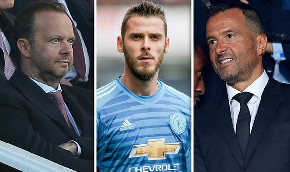 De Gea set for new Man United contract offer - Bóng Đá