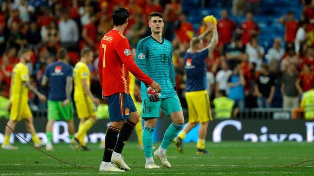 Kepa Arrizabalaga speaks out on replacing David de Gea in Spain side   - Bóng Đá