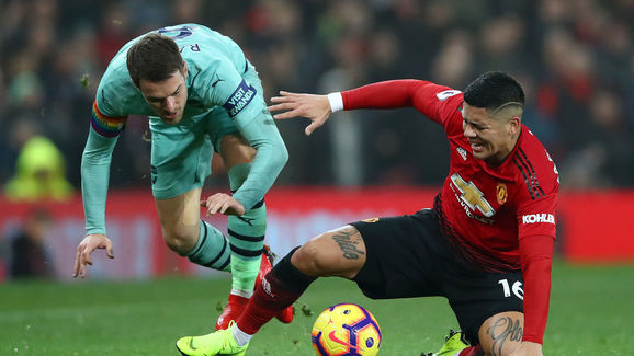 Man Utd star Marcos Rojo forced to leave Dominican Republic - Bóng Đá