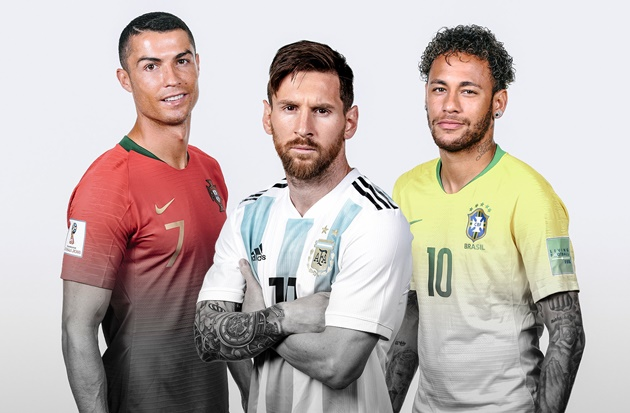 Messi beats Ronaldo in 2019 Forbes rich list - Bóng Đá