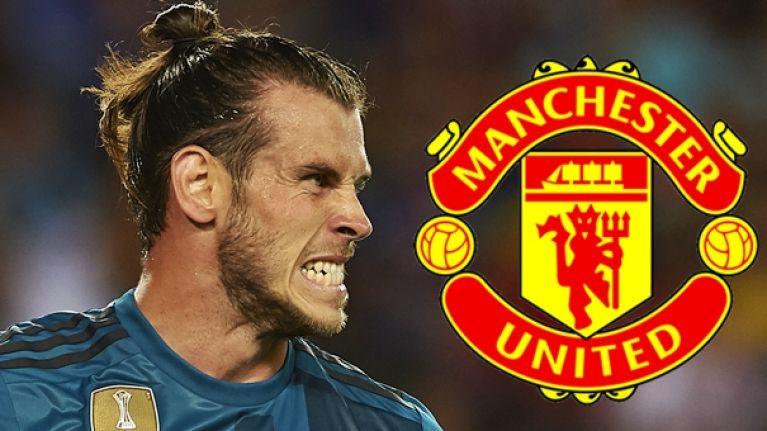United reject Bale talks with Madrid - Bóng Đá