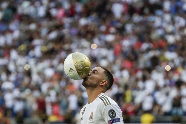Eden Hazard makes the Top 6 most attended presentations - Bóng Đá