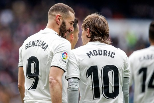 Eden Hazard reveals he jokingly asked Luka Modric for No.10 shirt at Real Madrid  - Bóng Đá