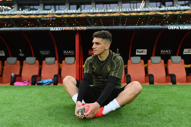 Arsenal's Lucas Torreira: There are not many things I enjoy about life in England - Bóng Đá