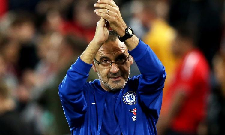BREAKING: Juventus have reached an agreement with Chelsea over a deal for Maurizio Sarri - Bóng Đá