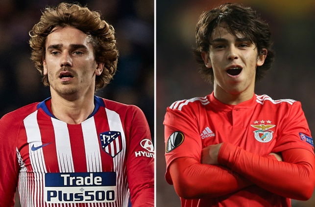 João Felix from Benfica to Atlético Madrid, here we go! Total agreement with the player for 5 years contract - Bóng Đá