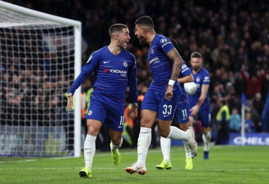 Emerson Palmieri reveals Eden Hazard's brutal goodbye to Chelsea players' WhatsApp group   - Bóng Đá