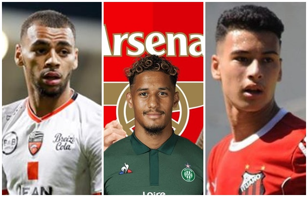 Arsenal sign Saliba, Alexis and Gabriel all at once - Bóng Đá