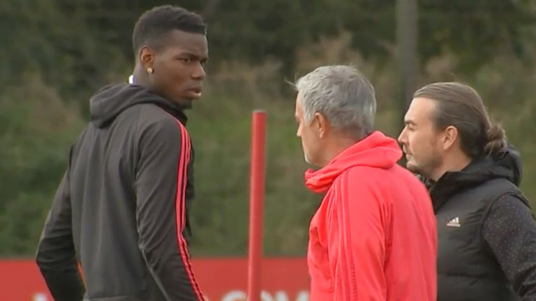 How it has all turned sour for Paul Pogba at Manchester United after his world-record move in 2016 - Bóng Đá
