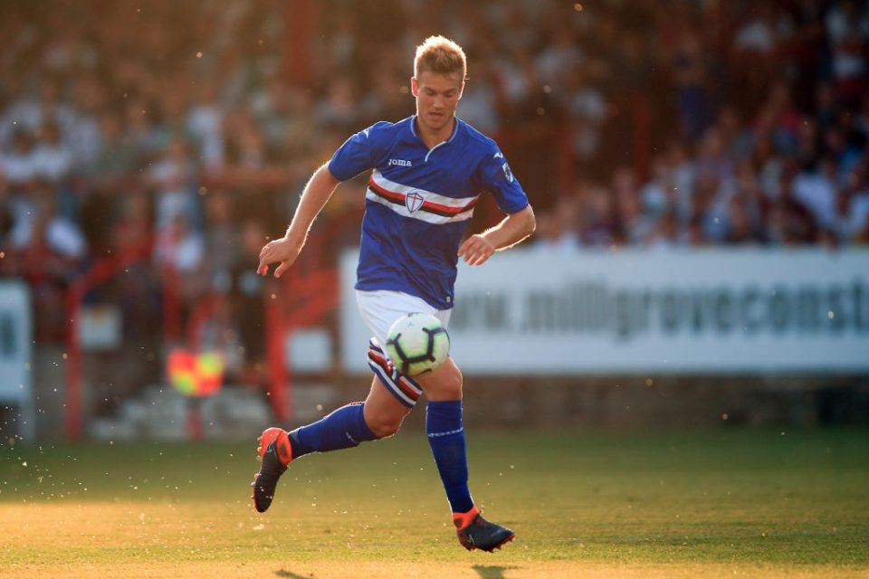 Arsenal transfer target Joachim Andersen confirms he is ready to leave Sampdoria  - Bóng Đá