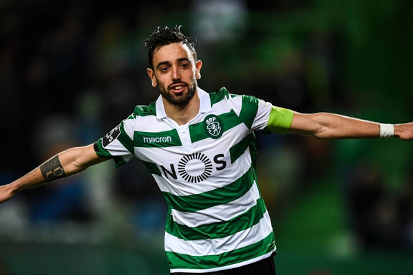 Bruno Fernandes' agent met with Sporting this week and pushed a move to #mufc  - Bóng Đá