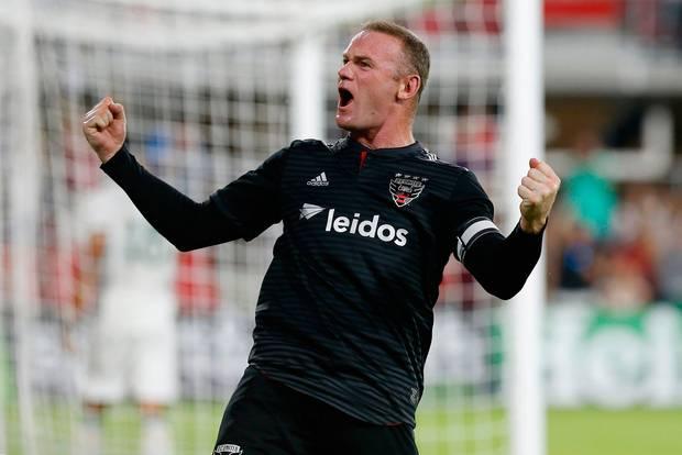 Vela, Rooney, Nani make MLS All-Star Fan XI - Bóng Đá
